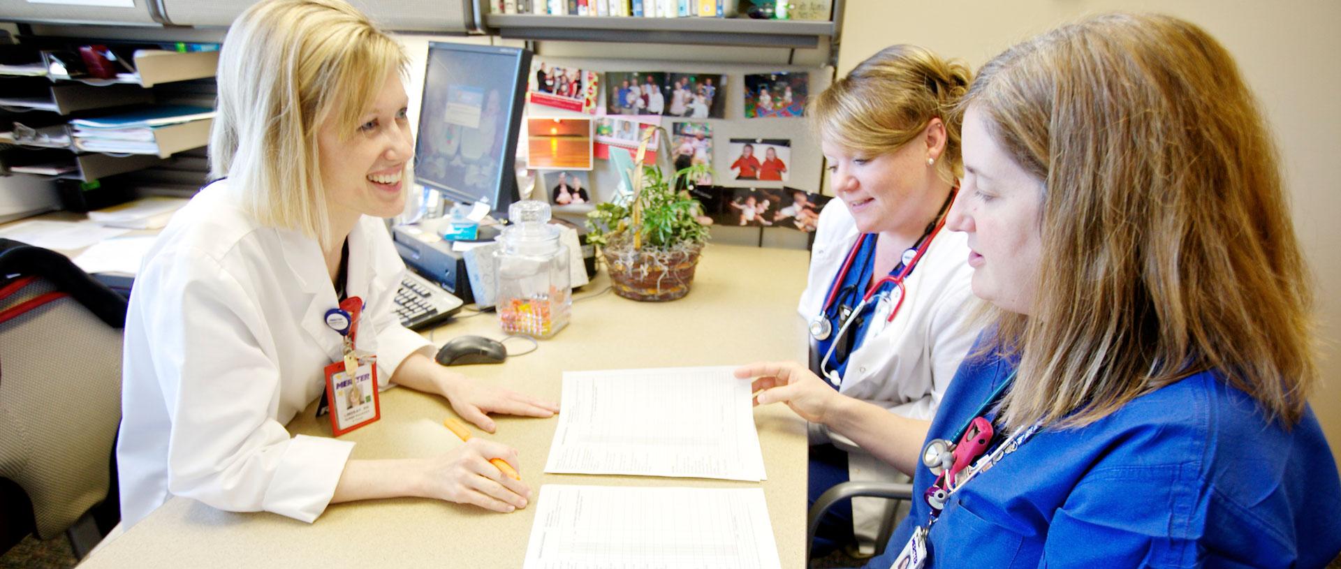 Female Nursing Doctorate