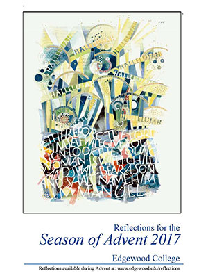 Cover of 2017 Advent Reflections