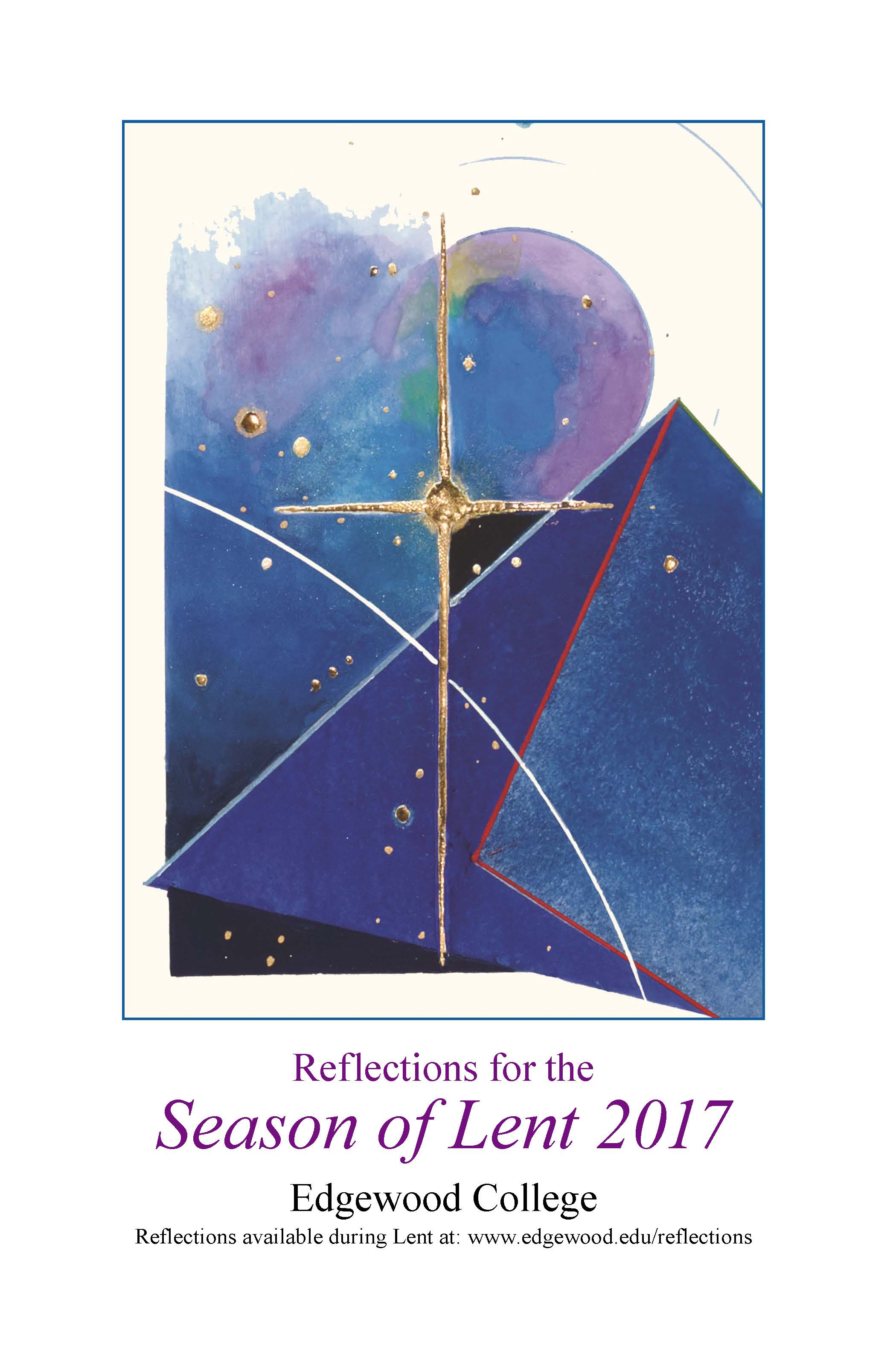Lent Reflections 2017