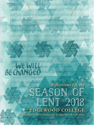 Reflections for the Season of Lent 2018