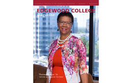 Fall 2016 Edgewood College Magazine Cover