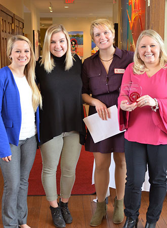 Edgewood College receives award