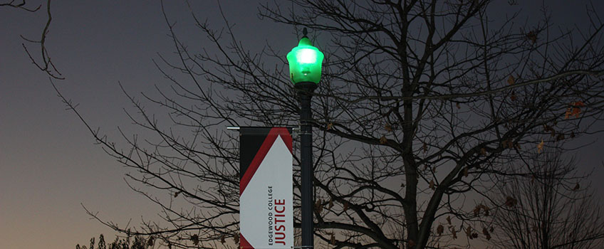 Green Light for Vets on campus