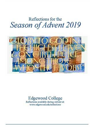 Cover of Reflections for Advent