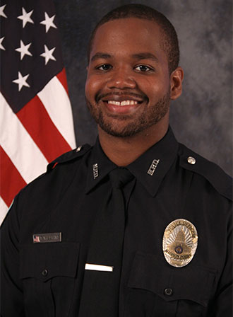 Officer Ty Williams