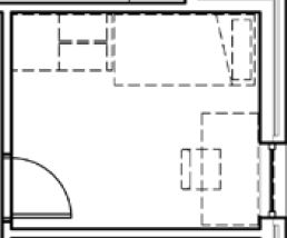 Dominican Co-op floor plan